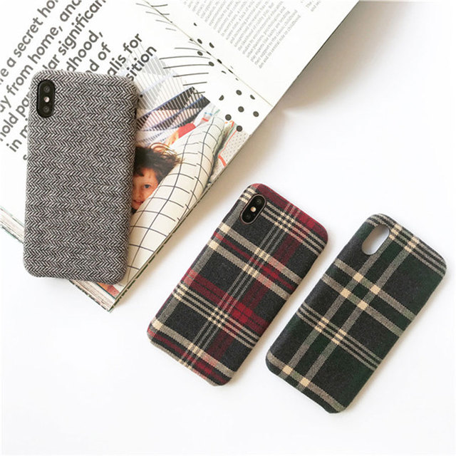 fabric case iphone 7 plus