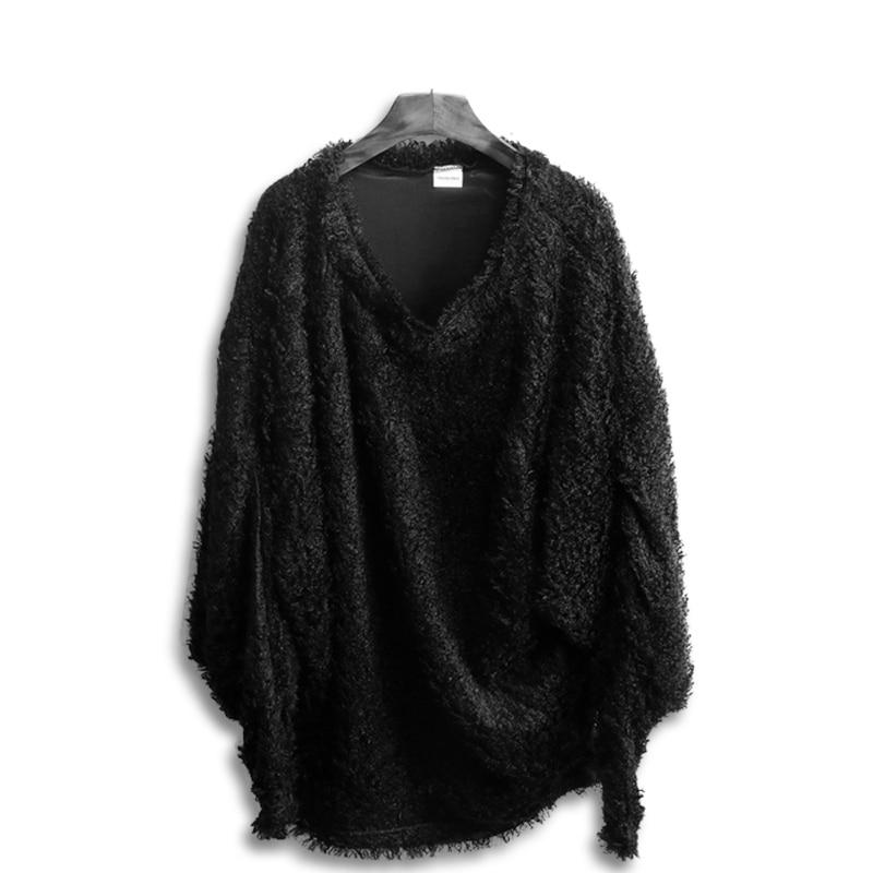 38 cm de di/ámetro Ocamo Delantales para volante color negro tela de seda de hielo