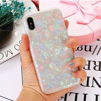 iPhone X Diamond Case Cute for Girls Glitter Bling Diamond Rhinestone Bumper