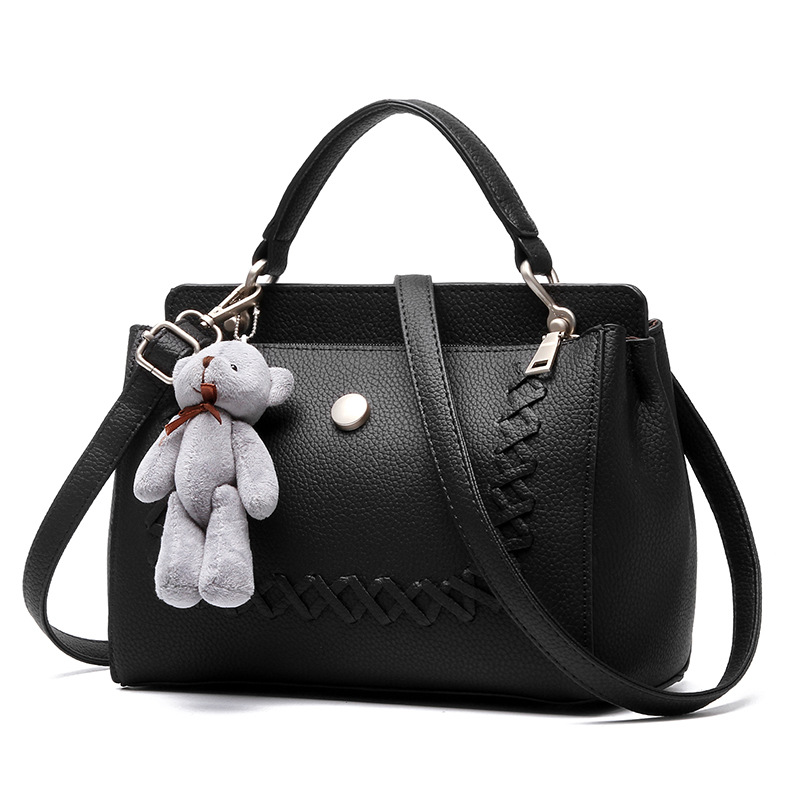 Ms. Winnie new casual handbag shoulder diagonal package female designer fashion pu handbag woven bag high quality cheap women jpn tn 310m jap