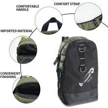 iLure 2017 fishing multi-purpose bag reel bags Pesca fishing tackle bags Carp Bait for bait with elastic fishing roll Tools bag