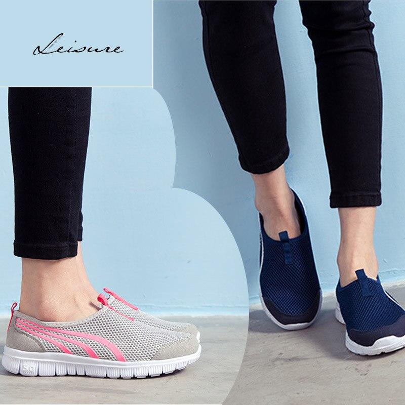 Leichte Sportschuhe Männer Frauen Training Wandern Wandern Sneakers Lifestyle Slip-On Schuhe Atmungsaktive, weiche Neoprenschuhe für Damen