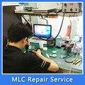 "Para macbook pro intel core 2 duo 2.6 ghz 15 ""a1286 logicboard motherboard repair service mc026 661-5089 final de 2008"