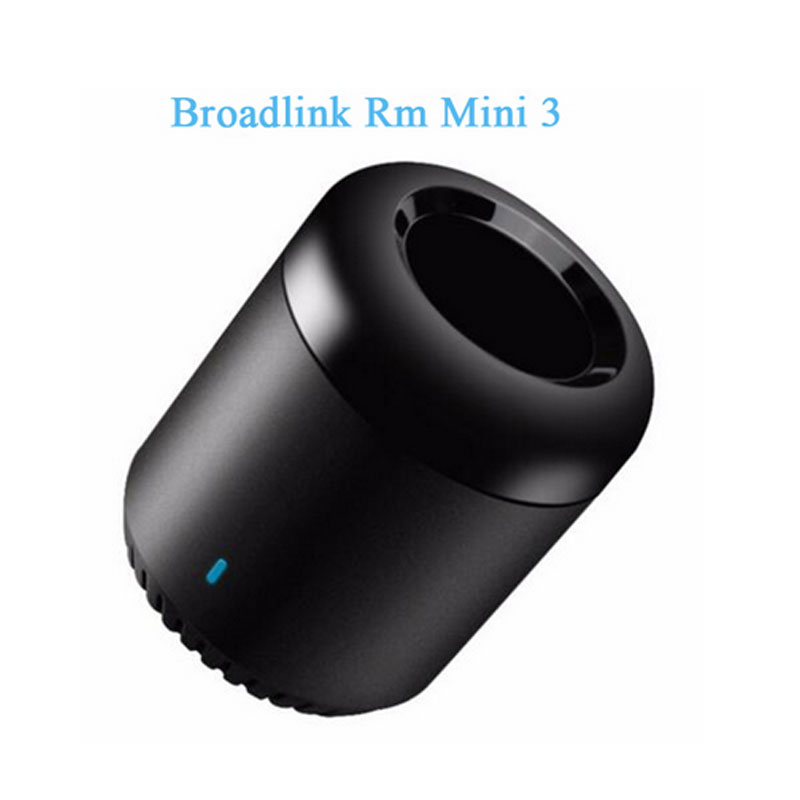 2016 BroadLink RM Mini 3 Smart WiFi Remote Controller Smart font b Home b font Automation