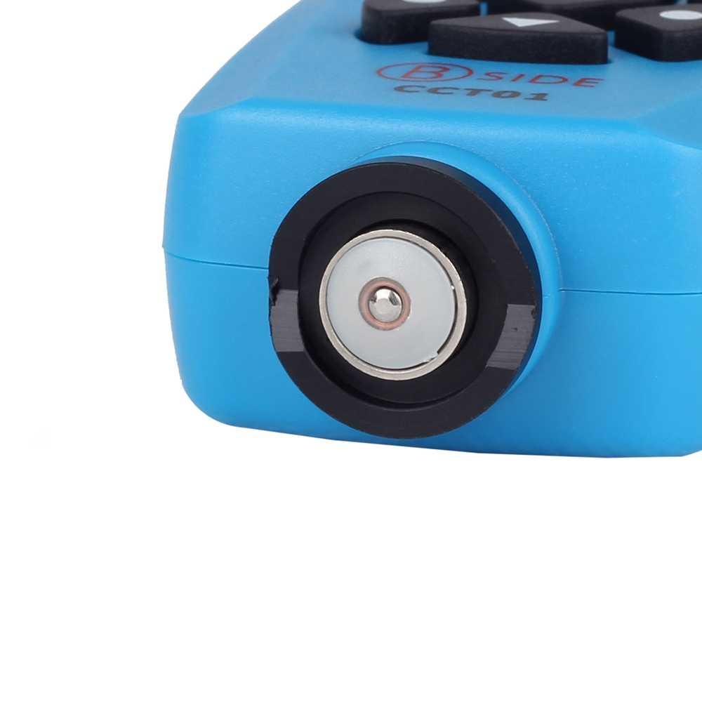 Wysoka dokładność miernik grubości lakieru miernik grubości BSIDE CCT01 lakier samochodowy tester grubości rosyjski lub angielski wersja