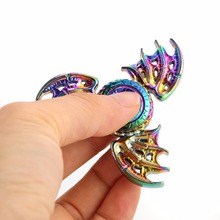 Tri-Spinner Game of Thrones Dragon