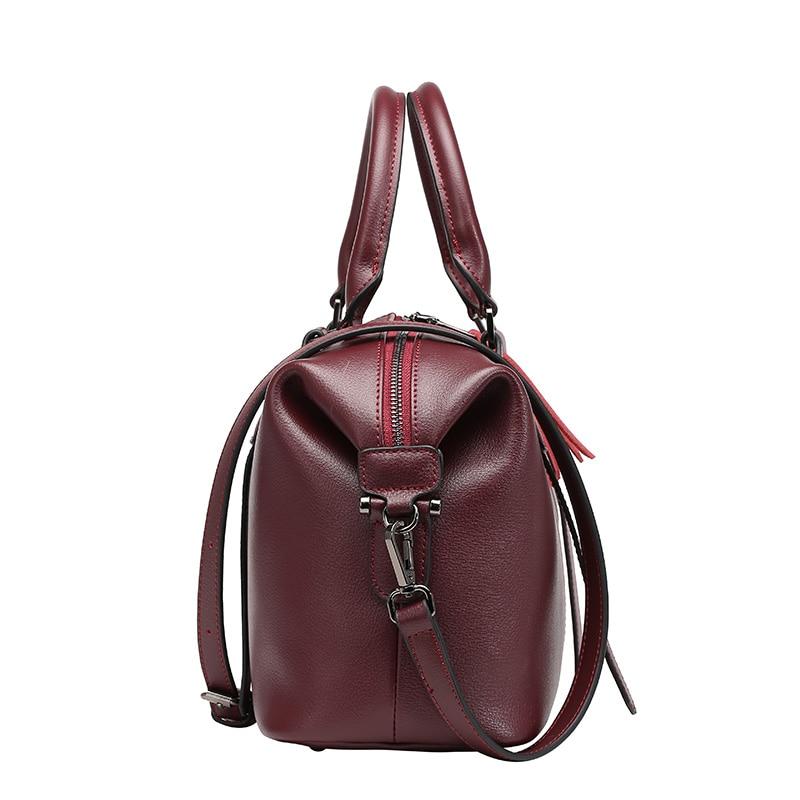 LUODUN2018 casual avantgarde ny europeisk och amerikansk mode läder - Handväskor - Foto 3