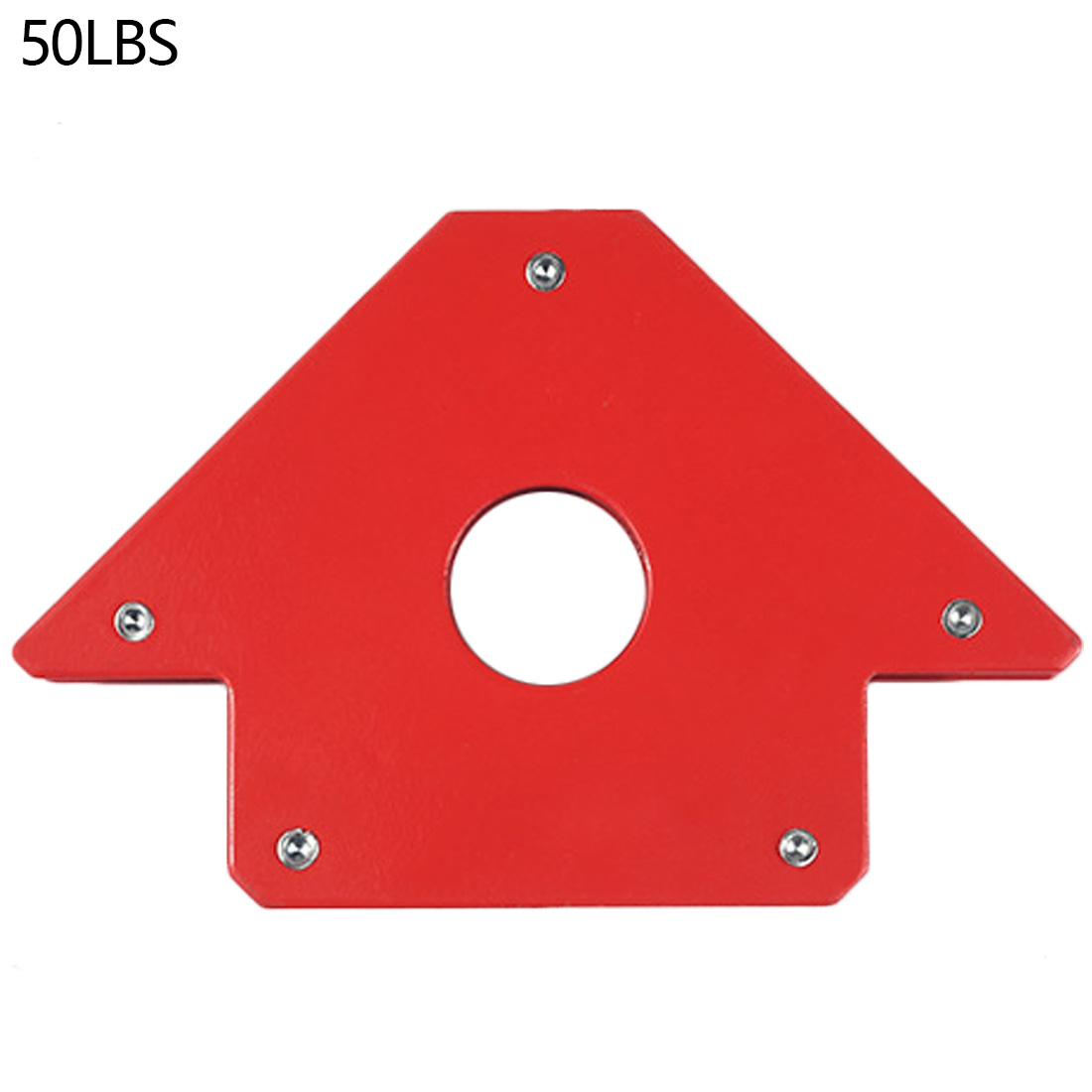 50LB Soldering Locator Strong Magnet Welding Magnetic Holder 3 Angle Arrow Welder Positioner Power Tool Accessories