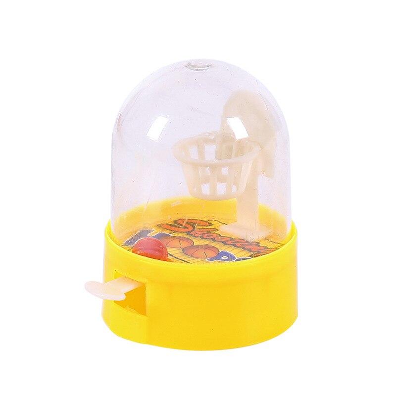 Mini dedo bolso basquete máquina de tiro pai-criança jogo de mesa interativo descompressão brinquedos educativos esporte ação