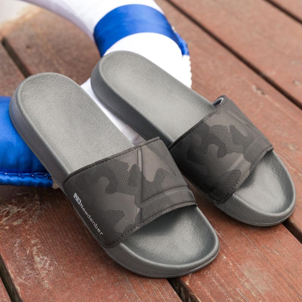 Léger Salle Plage Occasionnels Air Black Flops De blue Sandales Pantoufle Surface En Flip D'été Plat Pantoufles Plein Bains gray Hommes Chaussures Camouflage Nidengbao wzngZOxq