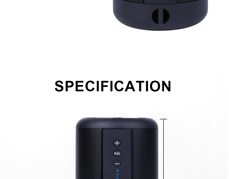 Opruide HiFi Waterproof Portable Bluetooth Speaker With 3D Stereo Music Surround And AUX For Smartphone 26