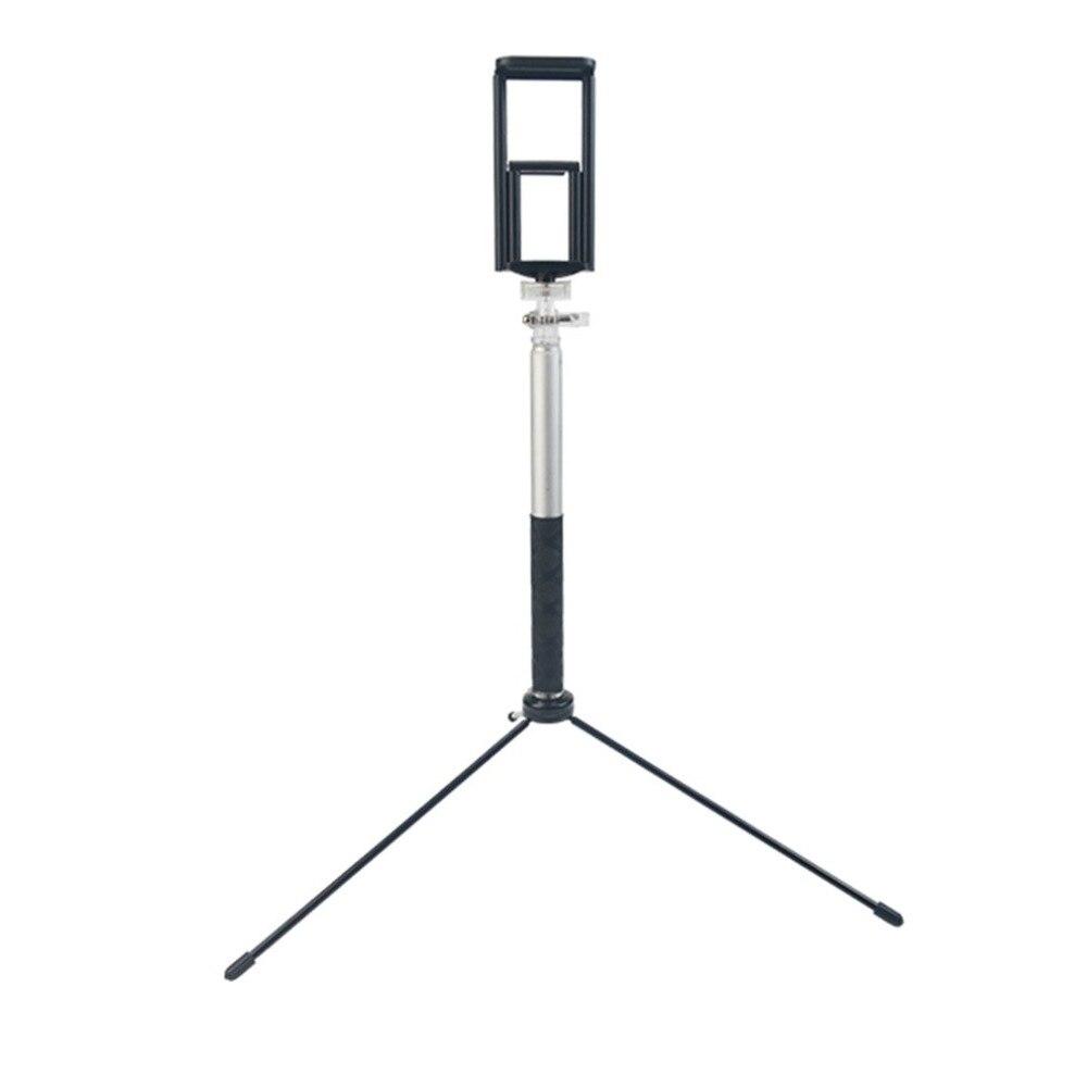 2019 Mode Stativ Halterung Für Handy Extra Große Halterung Drei Stativ Handy Selbstauslöser Bar General Interface Kamera