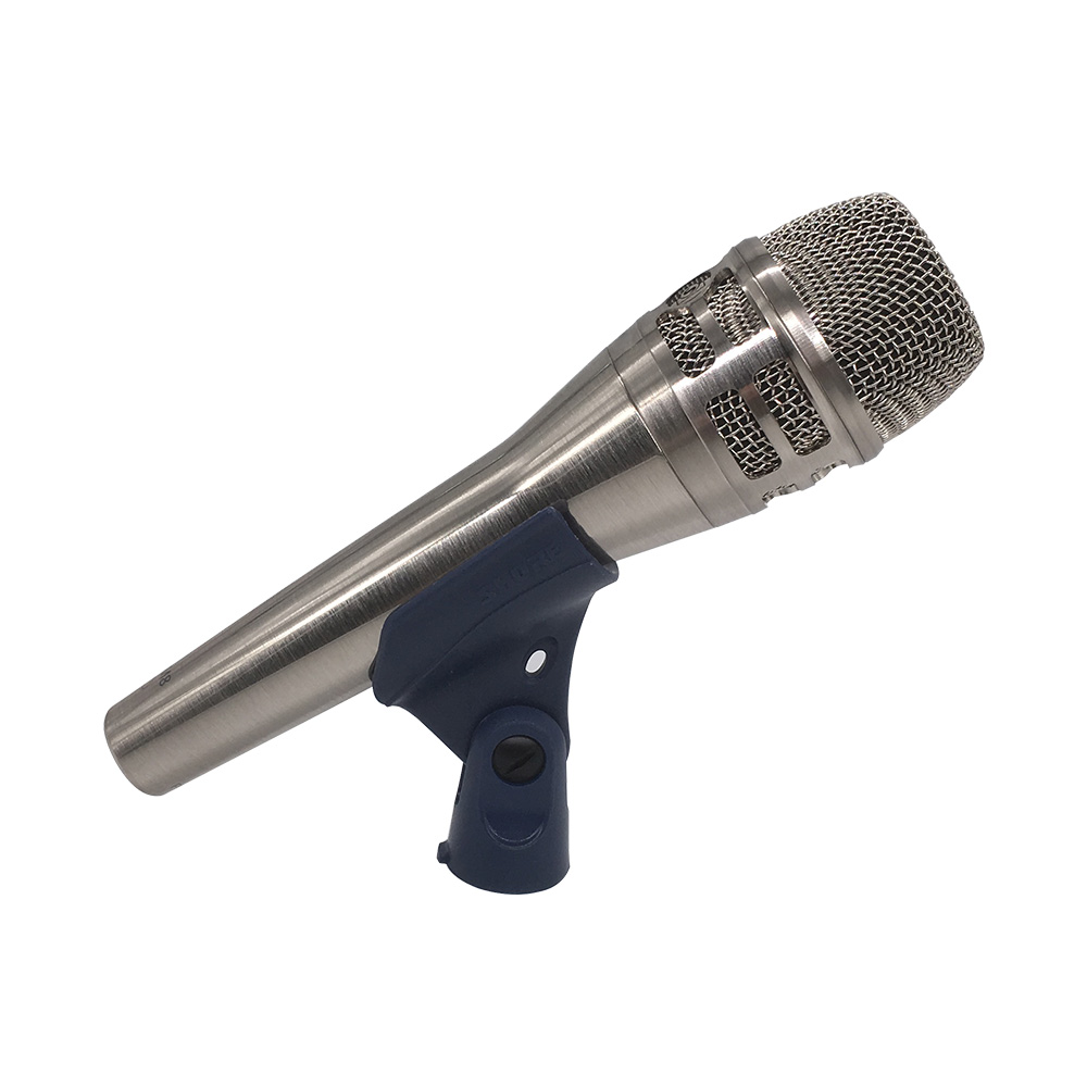 Top quality KSM8 professional karaoke dynamic super kidney vocal wired microphone Microfone Microfono microphone shure ksm8 n