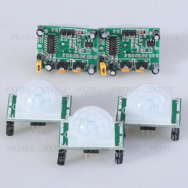 10pcs lot Human Body Infrared Sensor Infrared Pir Motion Sensor Module HC-SR501