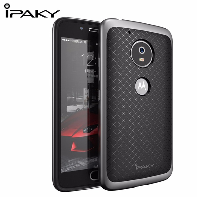 finest selection dfa05 f039e US $6.99 |For Motorola Moto G5 Plus Case Cover iPaky Hard PC + Soft TPU  Silicone Armor Hybrid Case for Moto G5 Cover Protective Shield-in Fitted  Cases ...