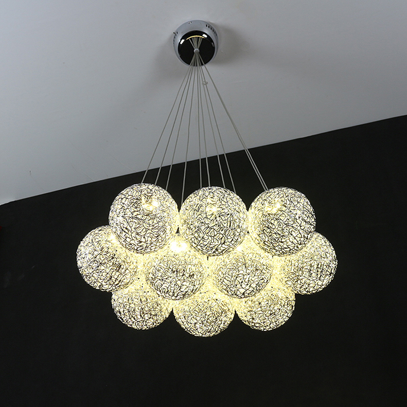 lustre ikea led vintage rope pendant light lamp loft. Black Bedroom Furniture Sets. Home Design Ideas