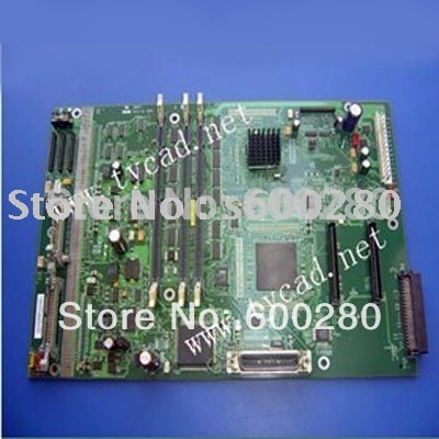 Main logic PC board for HP Designjet 1050C 1050CM C6074-69055 C6074-60406 C6074-69283 C6074-69406 used 6870c 0195a logic lc320wxn saa1 used disassemble