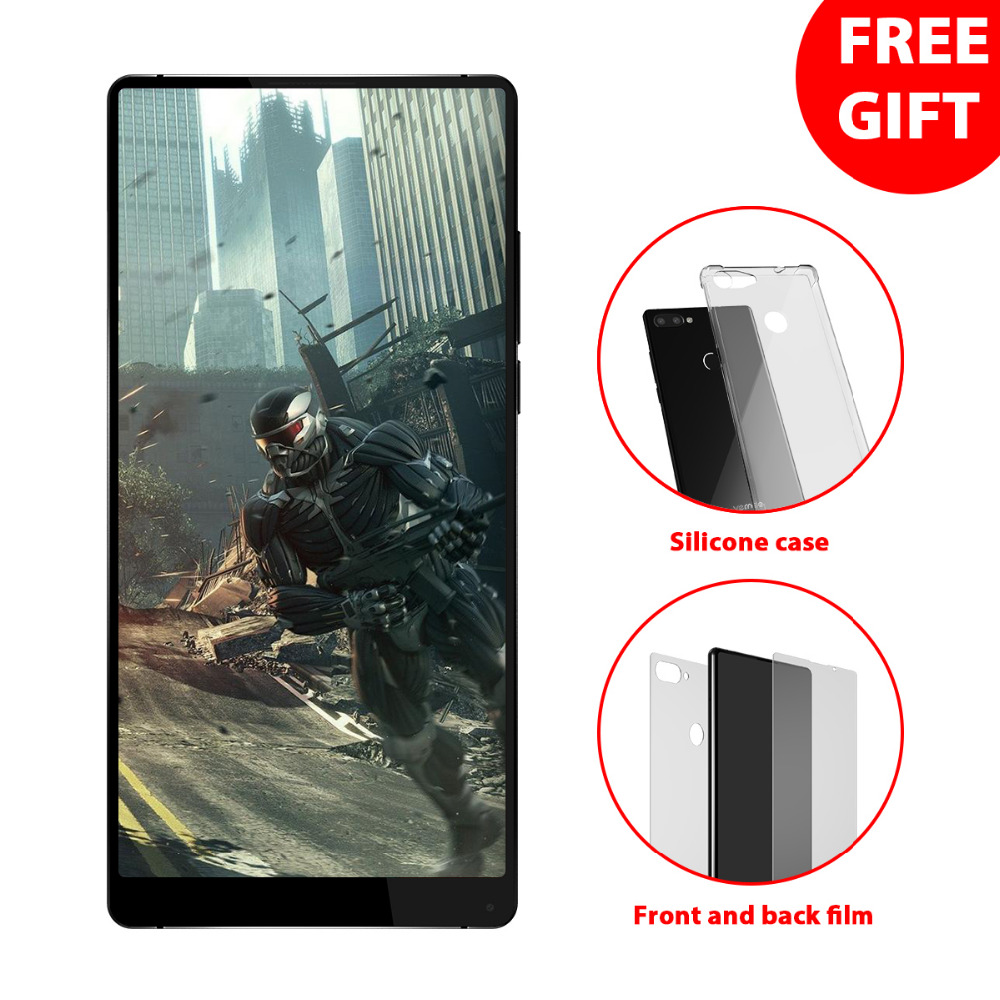 Original Vernee Mix 2 4G LTE Mobile Phone 6Inch 6GB RAM 64G ROM Octa Core Android