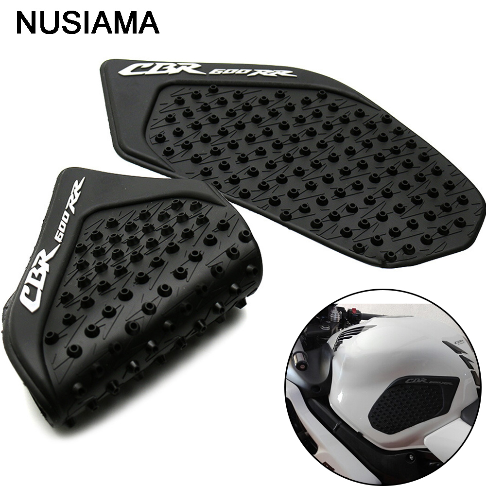 Tank Pad Sticker Knee Grip Traction Side Protector for Honda F5 CBR600RR 03-06