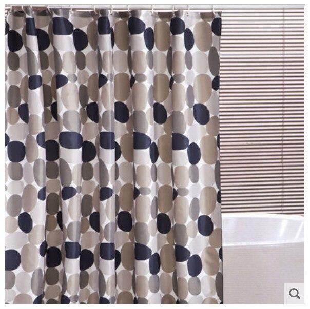 2014 hot sale Sanitary appliances waterproof shower curtain bathroom curtain thickened European shower curtain customized  zwbra shower curtain