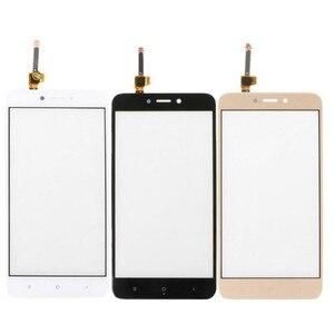 Image 1 - Para xiaomi redmi 4x sensor digitador da tela de toque 5.0 display lcd frente lente vidro