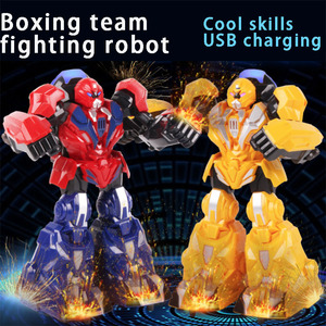 Mini Smart Battle RC Robots Ch