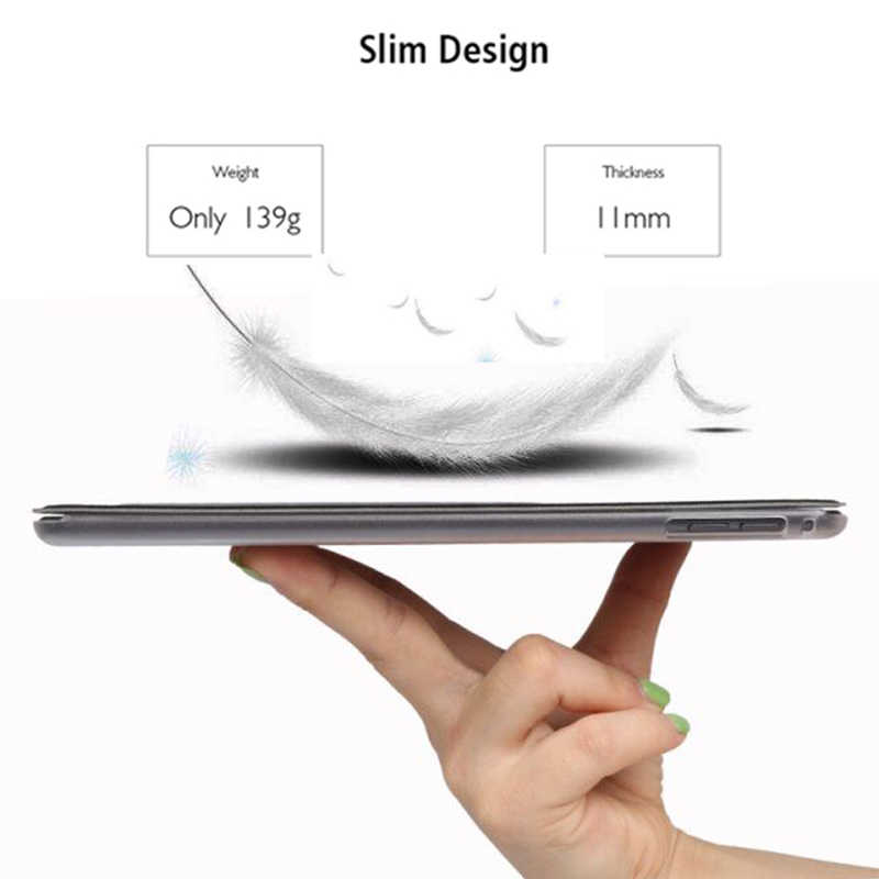 QIJUN Case voor Tab S2 9.7 Cover SM-T813 T819 Slim Auto Sleep Wake Up Stand Cover voor Samsung Galaxy Tab s2 9.7 SM-T810 T815 case