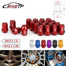 Гоночные Колесные гайки для тюнинга rastp m12x1 5/m12x1 25 кованые
