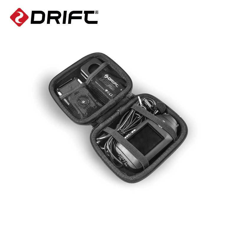 DRIFT Action Sport Kamera Zubehör Schutz Lagerung Reisen Tasche Tragen Fall für Ghost-4K/S Stealth gopro yi xiaomi cam