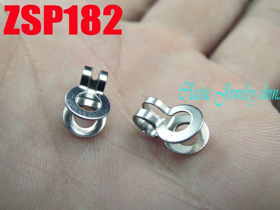 Используется для 3,0 мм шаровой цепи аксессуары из нержавеющей стали ювелирные изделия DIY части 500 шт ZSP182