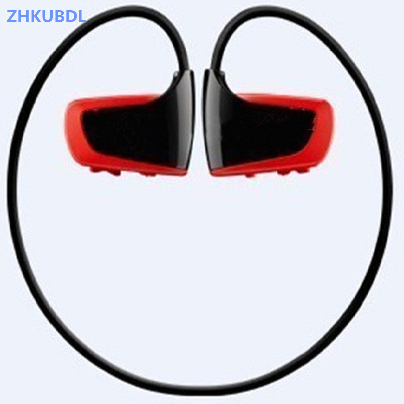 ZHKUBDL Headset MP3 Mp3-Player Headphone-Ipx2 HIFI Built-In-Memory Sport W262 New 16GB title=