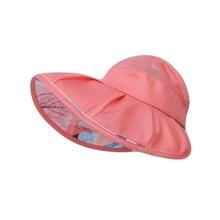 2019 Empty Top Hat New Retractable Visor Female Summer Sun Riding Outdoor Sport Cap UV Woman Beach Fishing