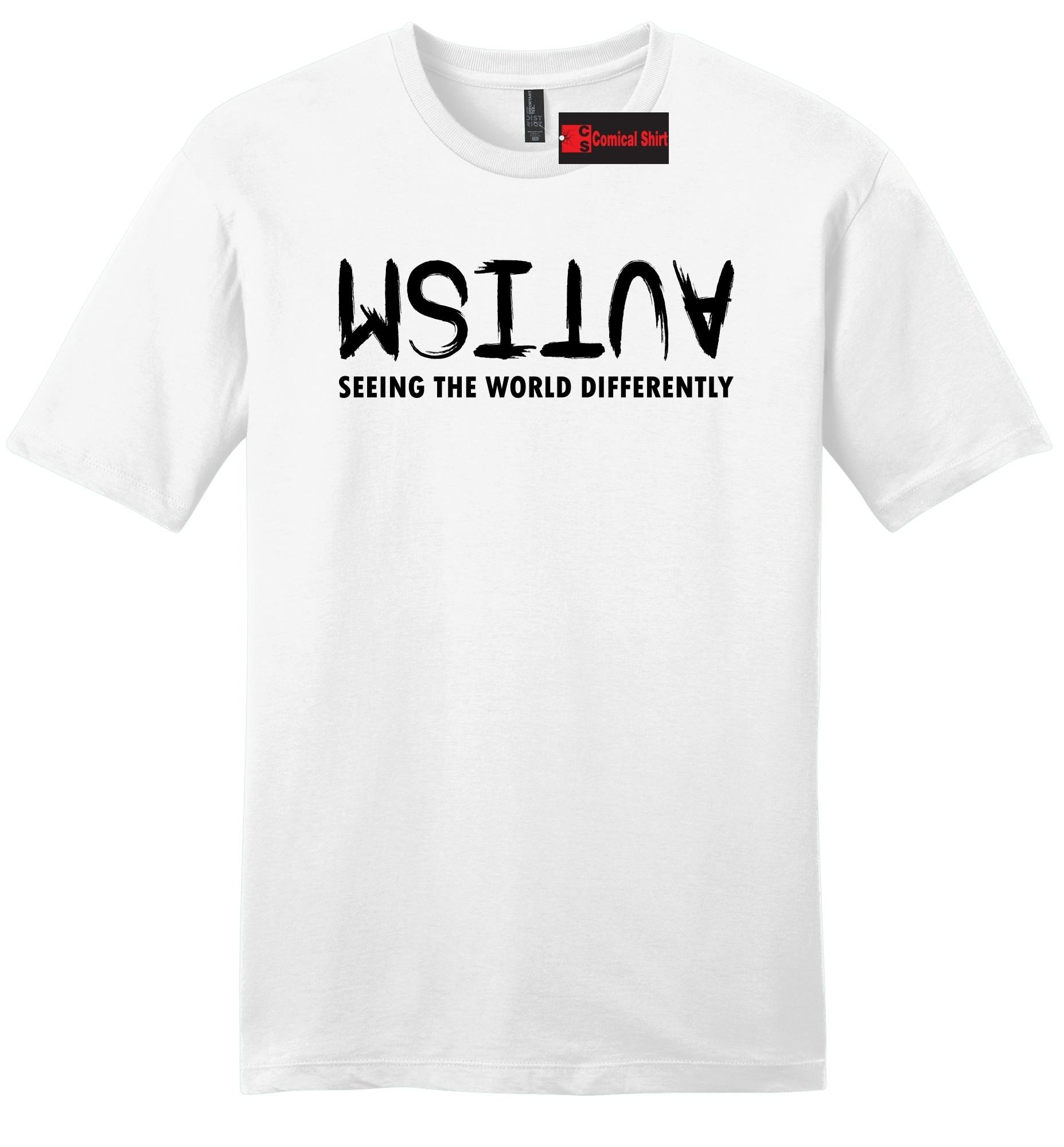 dbd492122e2 Cheap Autism Awareness T Shirts | Toffee Art