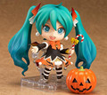 "Envío gratis Nendoroid Hatsune Miku Halloween Ver. #448 Acción PVC Figure Model Collection Toy 4 ""10 CM KB074"