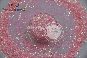 Image 5 - TCT 097 1 MM Iriserende Parelmoer kleuren Glitter heldere decoratie voor Nail design nail art en DIY