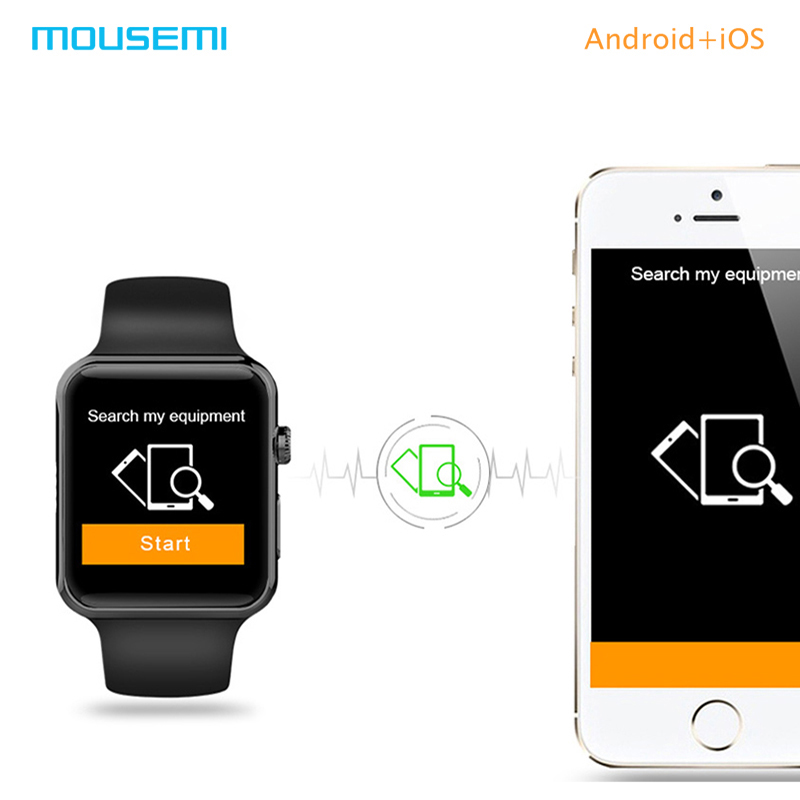 ФОТО MOUSEMI DM09 SW25 DP Smart Watch Android Connecter Smart Watches With A Sim Card Phone Function Bluetooth Smartwatch For iPhone