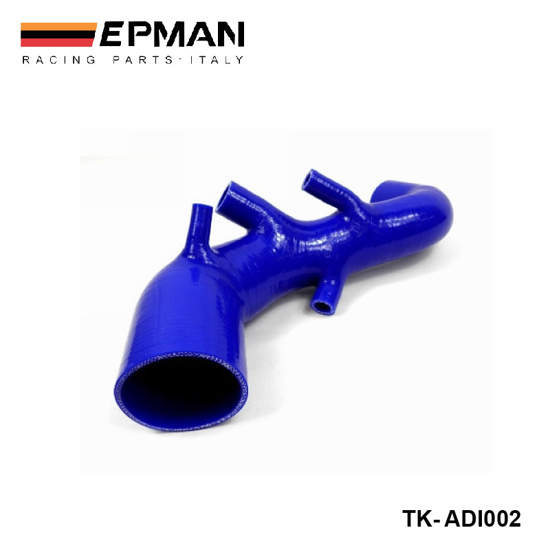 EPMAN - SILICONE AIR INTAKE INDUCTION HOSE PIPE for Audi TT 225 / S3 1.8T 99-06 EP-ADI002