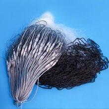 Qualidade 3 camada rede de pesca dept 1.5m-2m rede de pesca fro comprimento de pesca 35m-70m rede de pesca corda de pesca pesca pesca pesca pesca rede fiahing engrenagem ao ar livre