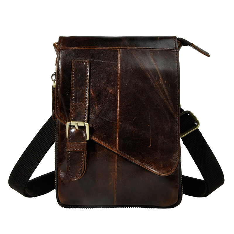 Retro Waist Pack Bag Oil Wax Genuine Cow Leather Travel Fanny Pack Vintage Small 7 Inches Coffee Messenger Men Belt Bags парафин oneball x wax 5 pack assorted