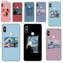Lavaza Van Gogh Art Spray Hard Phone Case for Xiaomi Redmi 5 Plus 6A 4A S2 Go Note 5A Prime 6 7 Pro 4x Cover