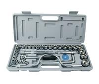 32 Pc Spanner Socket Set 1 2 1 4 3 8 Car Motor Repair Tool Ratchet