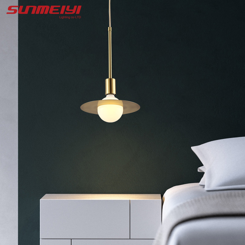 Modern LED Pendant Lights Copper Art Pendant Ceiling Fixtures For Living room Cafe Bedroom Kitchen hanglampen Dining room LampModern LED Pendant Lights Copper Art Pendant Ceiling Fixtures For Living room Cafe Bedroom Kitchen hanglampen Dining room Lamp