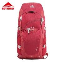 Royalway Для мужчин Для женщин кемпинг рюкзак Спортивная Сумка большой открытый Пеший Туризм рюкзак Новое поступление 2017 года B # rpbb0417e