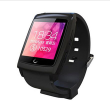 Uwatch Smartwatch Android Phone Watch GPS Watch with Pedometer Bluetooth Smart Watch Wristwatch Relojes inteligentes Armbanduhr