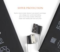 1560 mAh Pil 10 adet/grup Orijinal Kaliteli iPhone 5 s için Standart pil UPS/FEDEX kargo