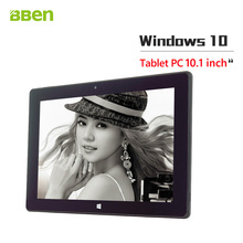 1pc Windows 10+Android Dual os Intel Atom Z8350 4GB RAM 32GB ROM 10.1 inch 1280X800 Screen Tablet PCs win10