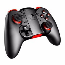 2016 Hot Sale NGDS N1Pro Upgraded Gamepad Wireless Game Controller for Smart Phone Android Bluetooth 4.0 Joystick ABS 750mAh