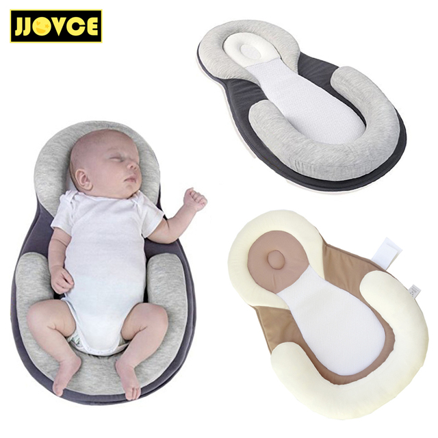 Baby Positioner Pillow Prevent Flat Head Sleep Cushion