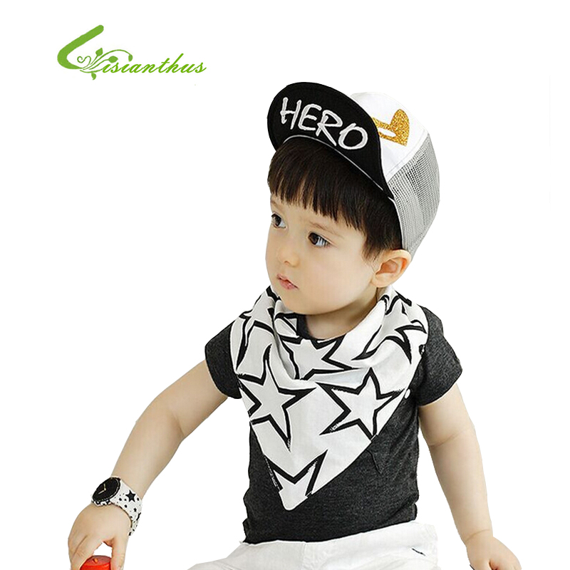 2016 Newborn Pure Cotton Triangle Bibs Kids Saliva Towel Waterproof Bibs BANDANA Bibs for Babies Children Baby Feeding Bandage