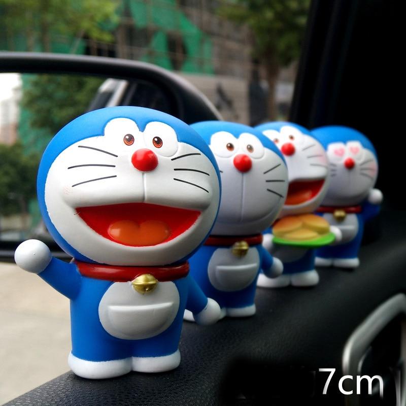 Hot Sale 1set Lovely Car Seat Ornament Cute Cartoon Design Anime